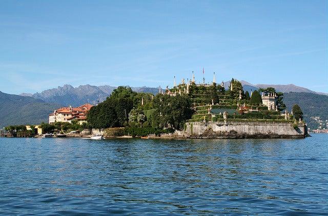 Isla bella uno de los rincones italianos menos conocidos