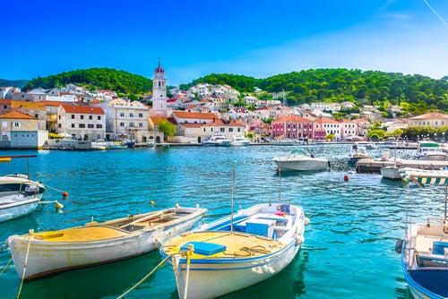 Brac, una de las islas mediterráneas más bonitas