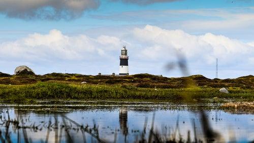 Isla Tory en Irlanda