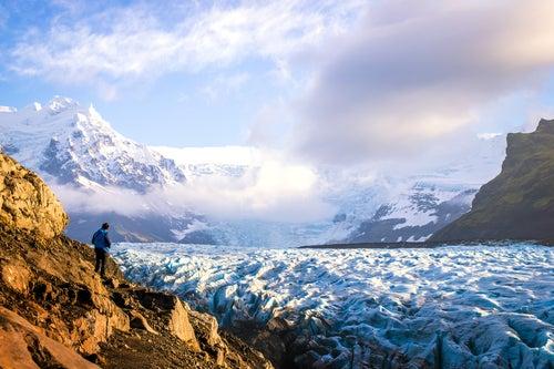 Islandia, uno de los países donde hace más frío