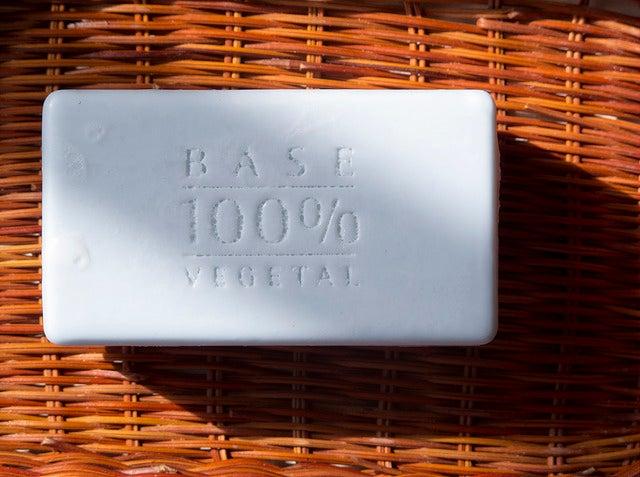Jabón vegetal