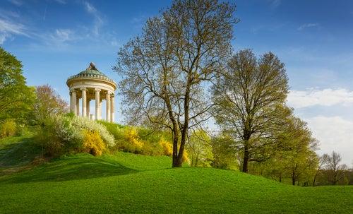 Jardín inglés de Múnich