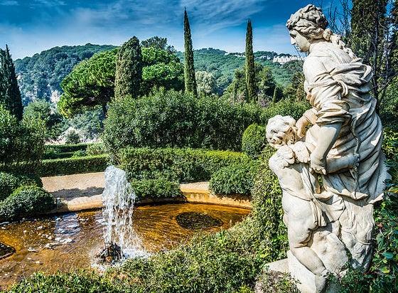 JArdín Botánico Santa Clotilde en Lloret de Mar
