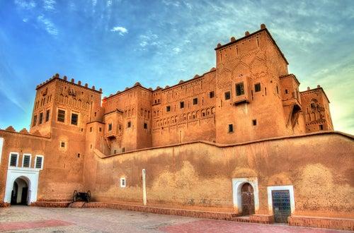 Kashabah Taourirt en Ouarzazate