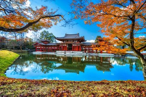 Kioto en Japón, Asia