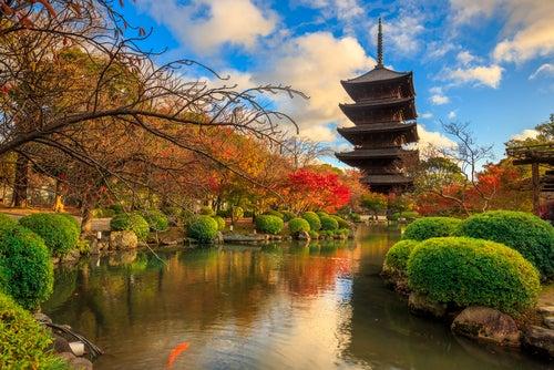 Kioto, visitamos la antigua capital japonesa