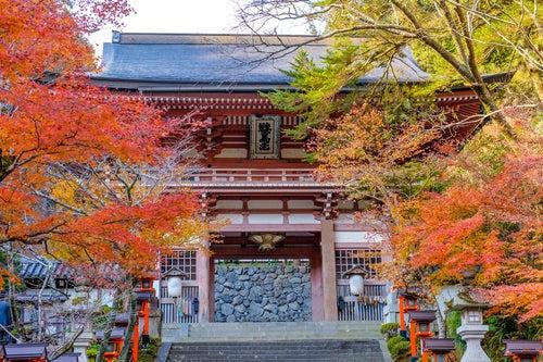 Templo Kurama-dera en Kioto