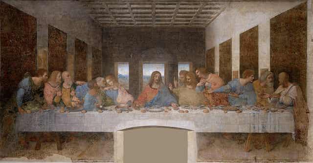 """Todos los secretos de """"La última cena"""",de Leonardo da Vinci"""