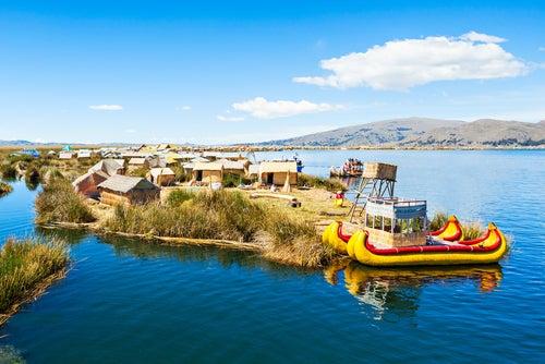 Recorremos el lago Titicaca, entre Bolivia y Perú