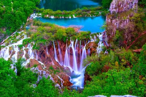 Croacia en fotos: lagos de Plitvice