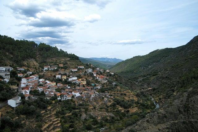 Visitamos la comarca de Las Hurdes, tierra sin pan