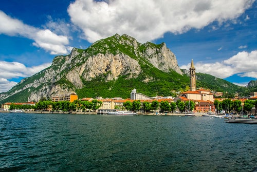Lecco, uno de los tesoros del lago di Como