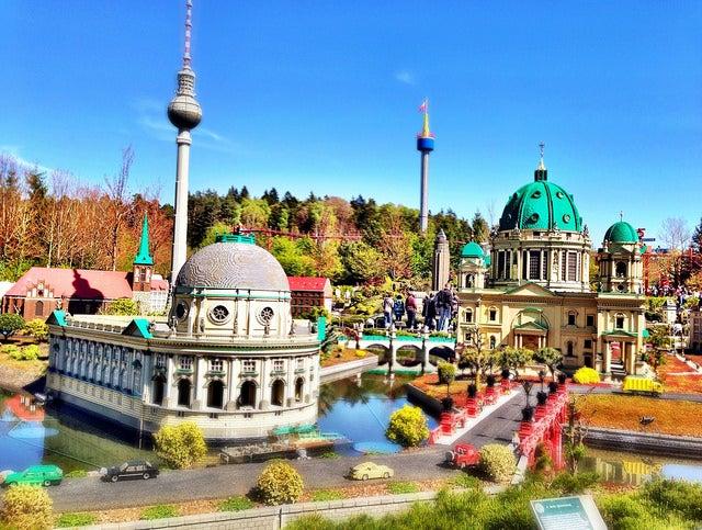 Legoland Deuschtland, una de las cosas que ver en Baviera