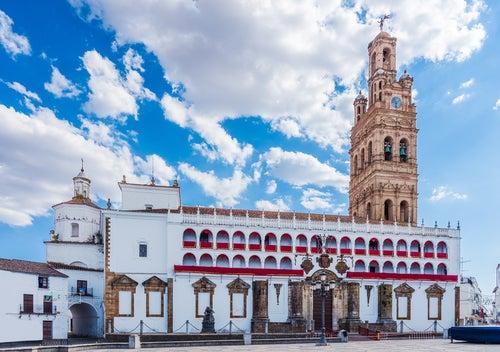 llerena, uno de los pueblos de Badajoz más bonitos