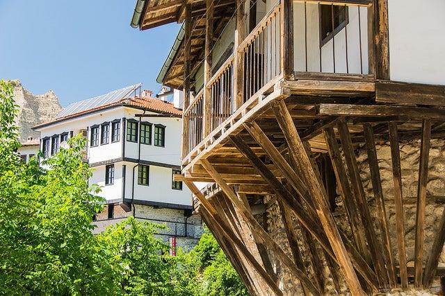 Melnik, uno de los pueblosmás bonitos de Bulgaria