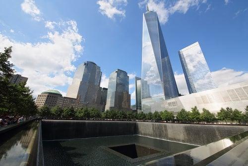 Memorial 11-s en nueva York