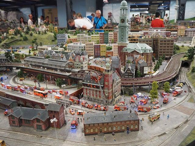 Miniatur Wunderland en Hamburgo