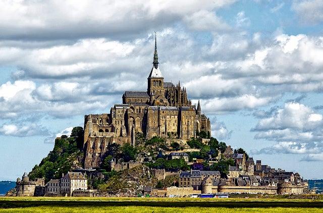 Normandía en Francia.
