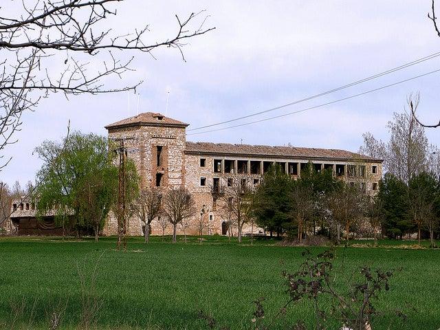 Monasterio de Sopetrán en Hita