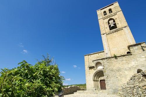 Montañana un de los pueblos de Huesca más bonitos
