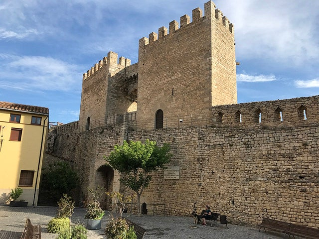 Morella uno de lospueblos de Castellón más bonitos