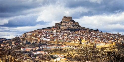 Morella, uno de los pueblos con encanto en la Comunidad Valenciana