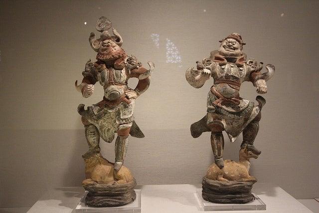 Arteasiático en el Museo Metropolitano