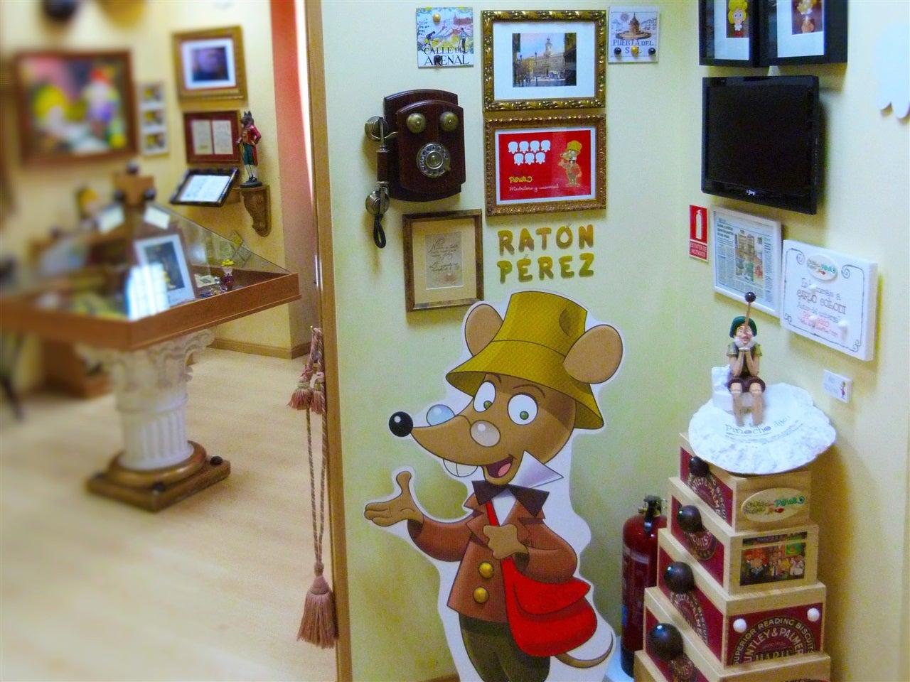 Casa Museo Ratón Pérez, uno de los museos de Madrid más simpáticos