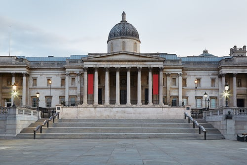 National Gallery en Londres