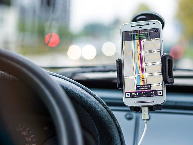 App que dice cómo ir en coche