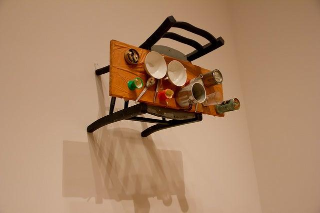 Obra de arte en el MoMa