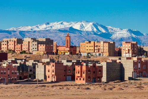 Ouarzazate, la puerta del desierto en Marruecos