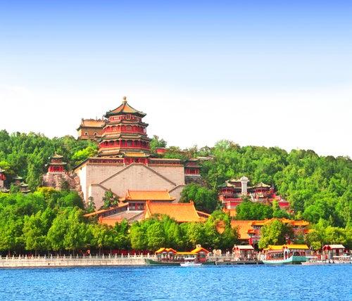 Palacio de Verano de Pekín