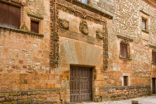 Palacio de los Contreras en Ayllón