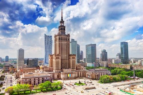 Palacio de la Cultura de Varsovia