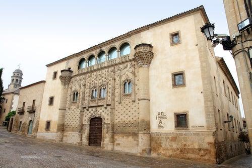 Palacio de Jabalquinto en Baeza