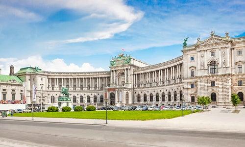 Palacio Hofburg, uno de los lugares que ver en Viena