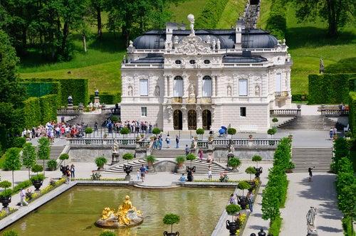 Palacio de Linderhof, una de las cosas que ver en Baviera