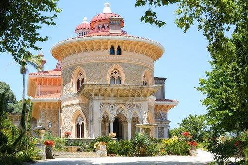 Palacio de Montserrate en Sintra