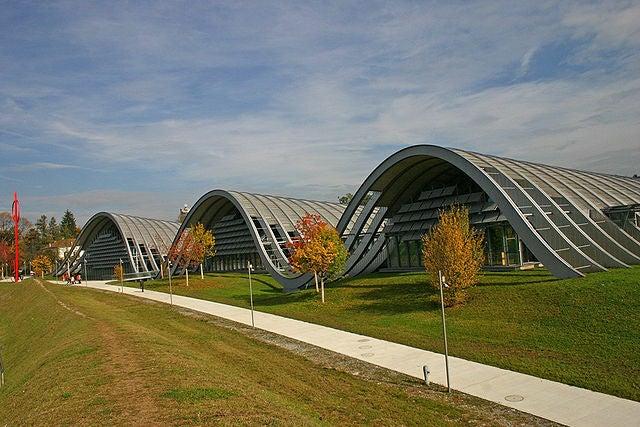 Museo Paul Klee en Berna