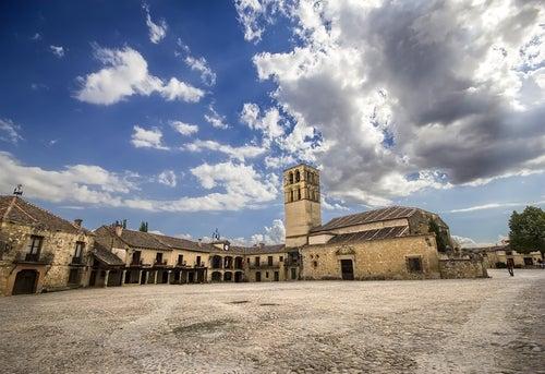 Pedraza, uno de los pueblos más bonitos de Segovia