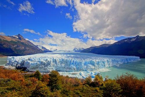 Perito Moreno en Argentina