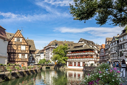 PEtite France, uno de los rincones de Estrasburgo más bonitos