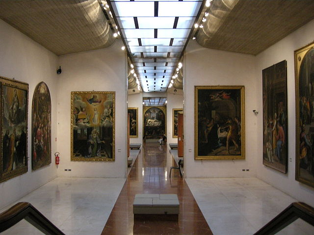 Pinacoteca Nazionale en Bolonia