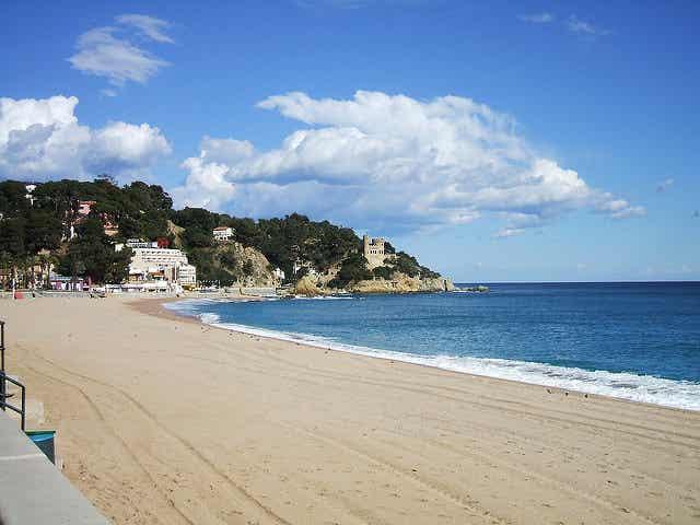 Lloret de Mar, un bonito pueblo en la provincia de Girona