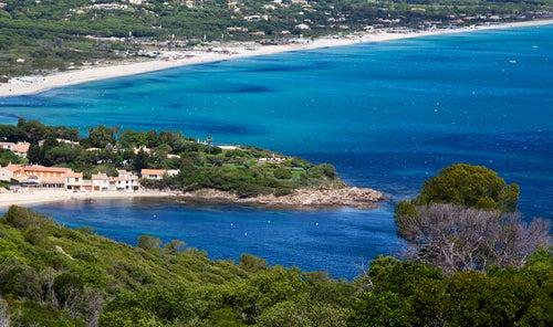Playa Pampelonne en Saint-Tropez
