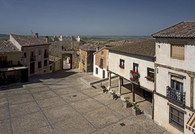Plaza del Arcipreste en Hita