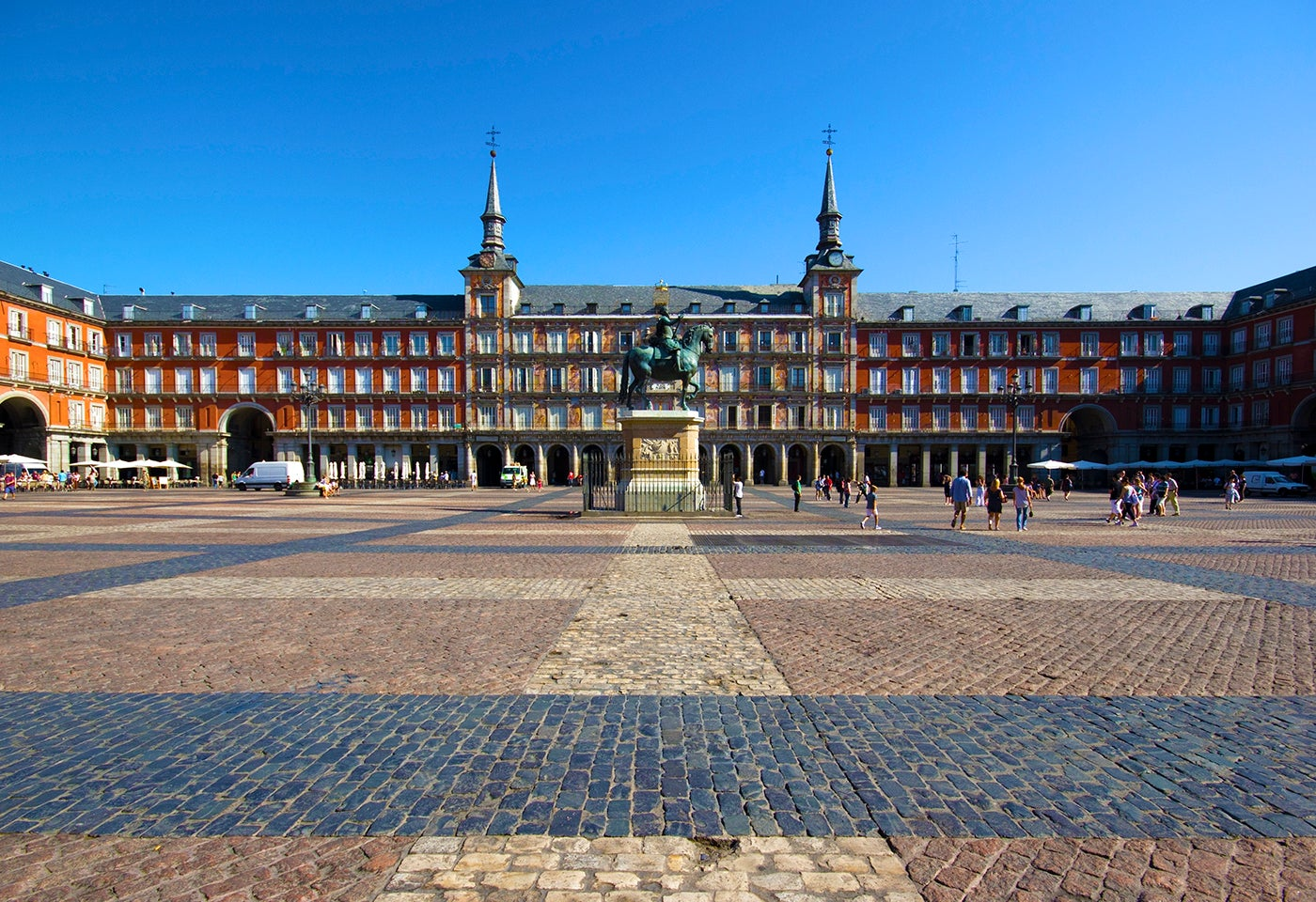 Conoce la historia de la Plaza Mayor de Madrid