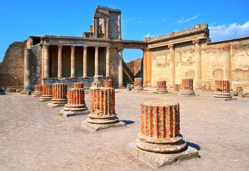 Pompeya, lugares que hay que ver en Nápoles