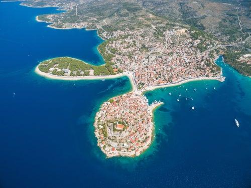 Croacia en fotos: Primosten